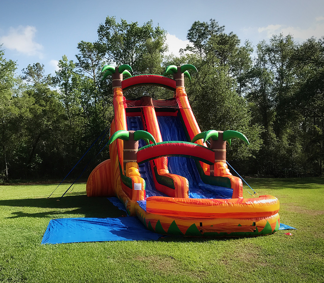 Inflatable Water Slides Llc: Water Slides Bounce Of Grace Inflatable Rentals LLC Best